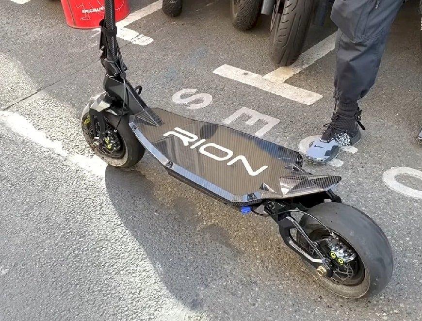 RION -Самый быстрый, легкий и мощный электро самокат. Обзор моделей.