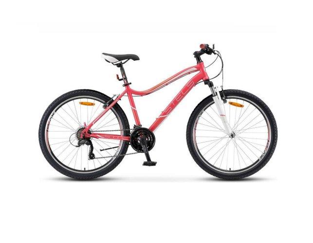"Велосипед Stels Miss 5000 V V040 26"" (розовый, 2019)"