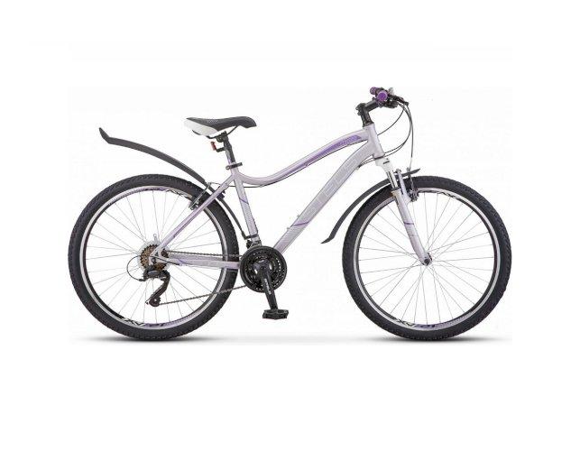 """Велосипед Stels Miss 5000 V V040 26"""" (аметистовый, 2019)"""