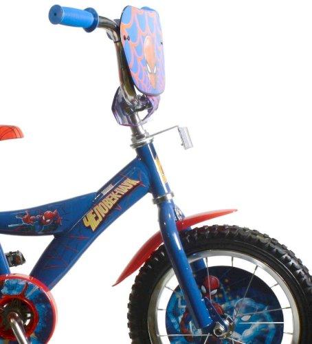 """Велосипед Navigator Marvel Человек Паук 14"""" (синий/красный, 2018)"""