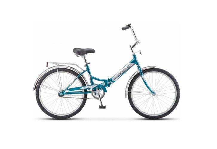 """Велосипед Десна 2500 24"""" (бирюзовый, 2018)"""