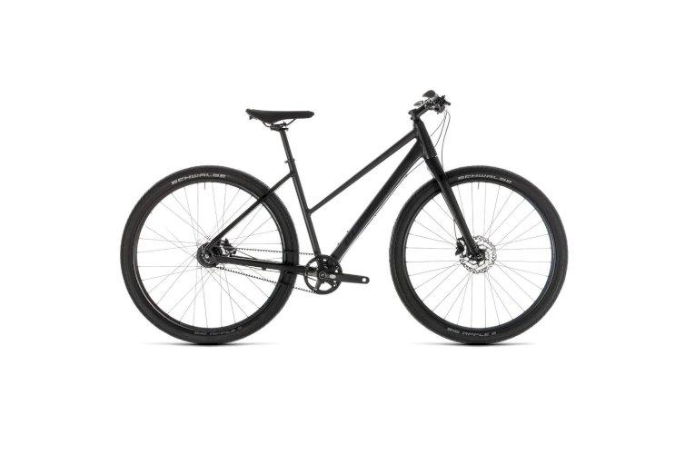 """Велосипед Cube Hyde Pro Trapeze 29"""" (черный, 2019)"""