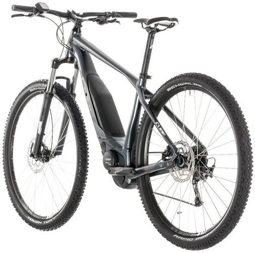 """Велосипед Cube Acid Hybrid One 400 29"""" (серый, 2019)"""