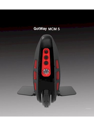 Моноколесо GotWay MCM5 420 Wh 650 Wh