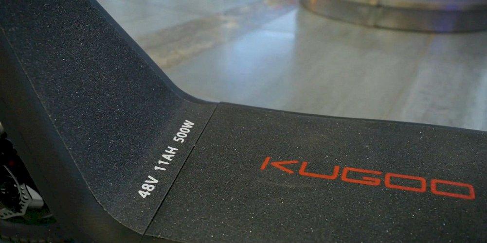Электросамокат Kugoo C1