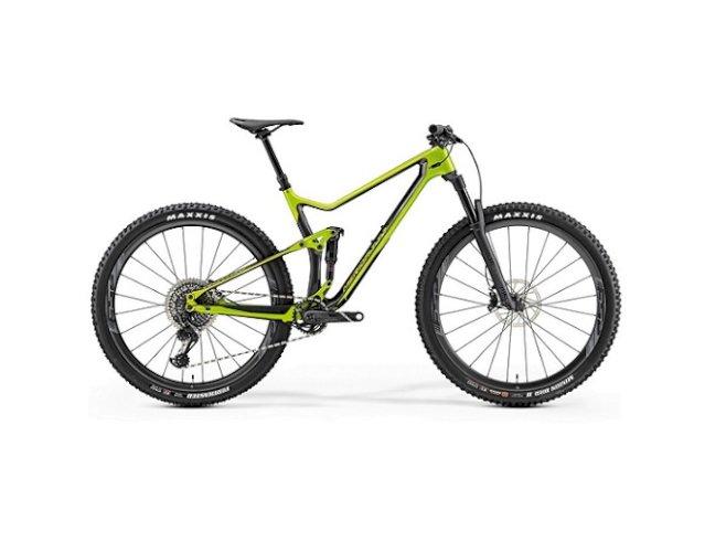 Велосипед Merida One-Twenty 9.8000
